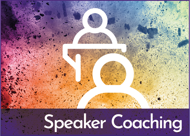 one to one speaker coaching